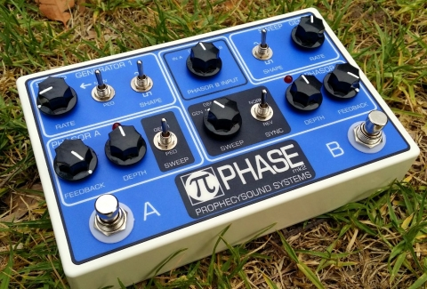 Prophecysound Pi-Phase mk2 dual phase shifter